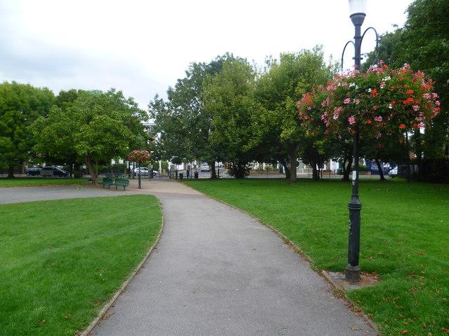 Warwick Gardens, Peckham