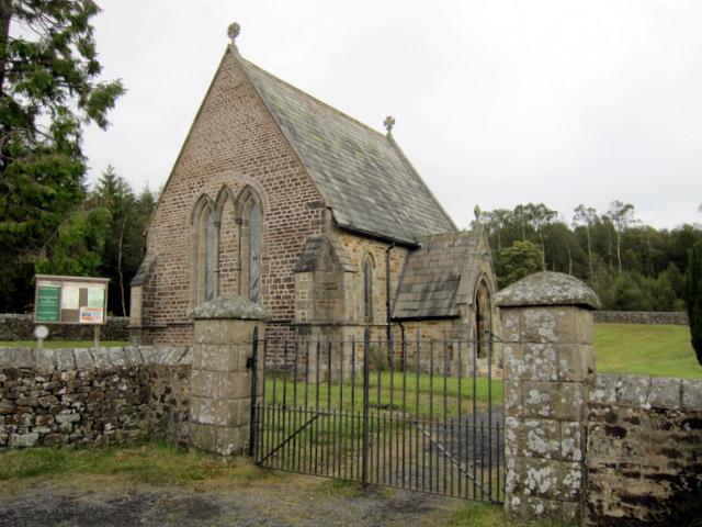St James' church, Dalehead, Tosside