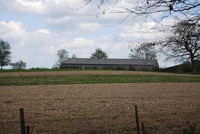 Barn, Snaylham Farm