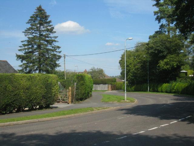 St John's Road - Oakley