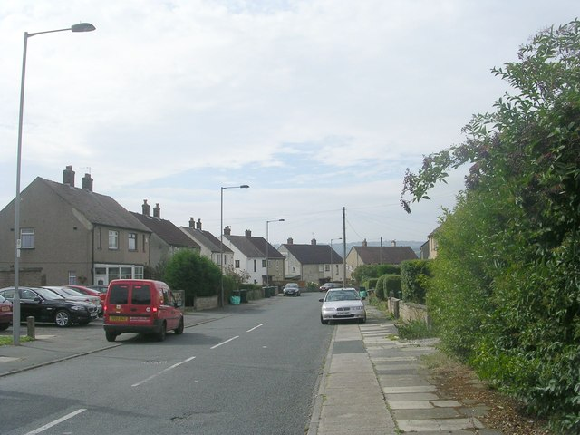 Denby Drive - The Crescent