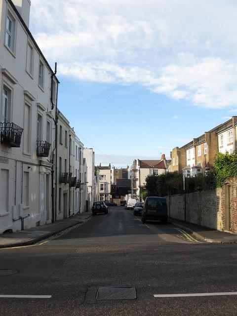 St Mark's Street