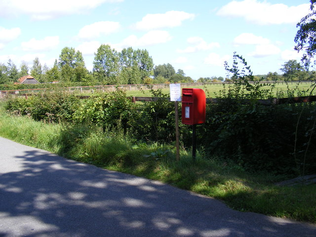 Framlingham Road Postbox