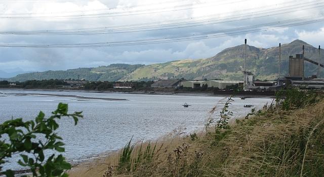 River Forth, Alloa