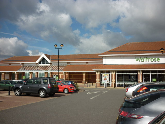 Waitrose on Nettleham Road, Lincoln