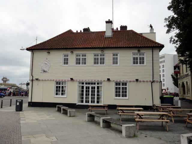 Folkestone, Harbour Street