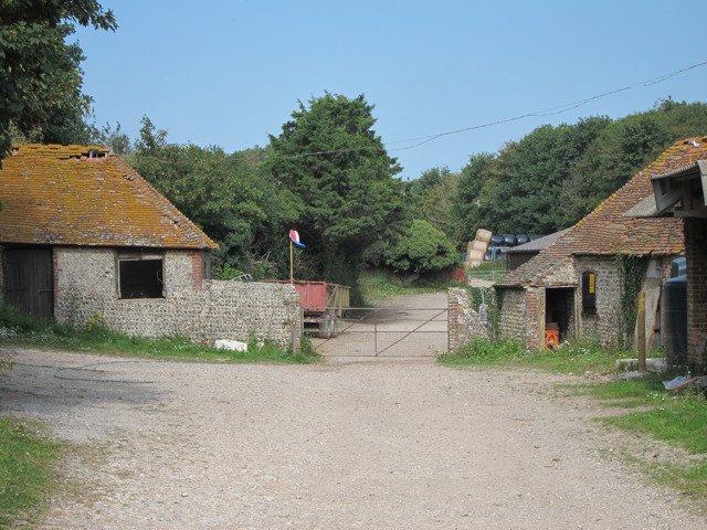 Farm at Southease