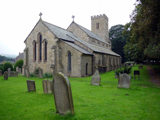 Wolsingham Parish Church