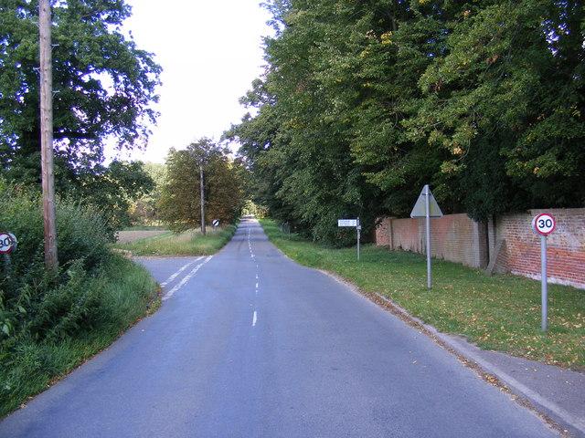 Framlingham Road