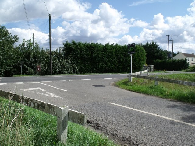 Junction of Haven Bank and B1192