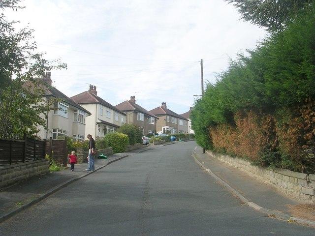 Castlemore Road - Netherhall Road