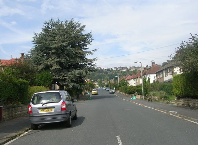 Netherhall Road - Woodcot Avenue