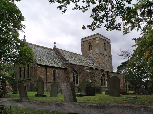 St Andrew's Church, Irby Upon Humber