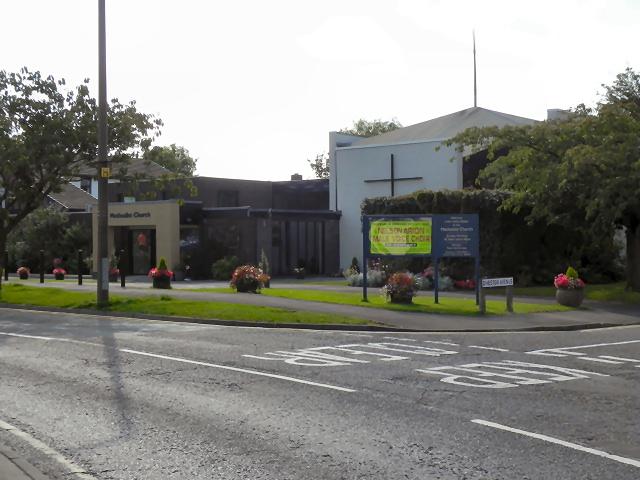 Poulton-Le-Fylde Methodist Church