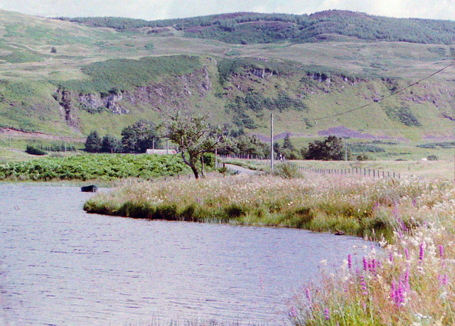 South Shore of Loch Nell