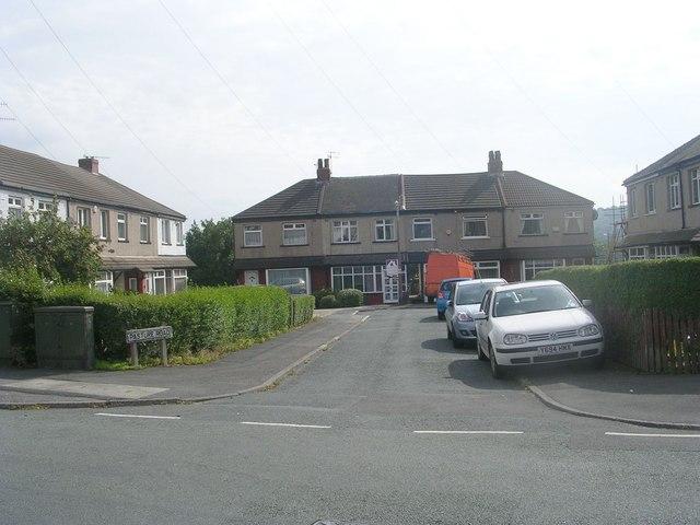Pasture Road - Woodcot Avenue