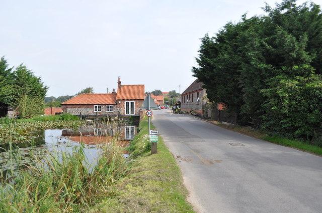 Gimingham Village