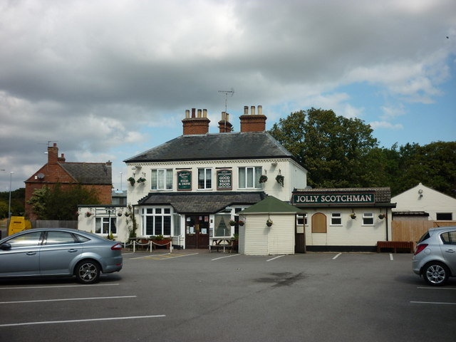 The Jolly Scotchman, Holdingham, Sleaford