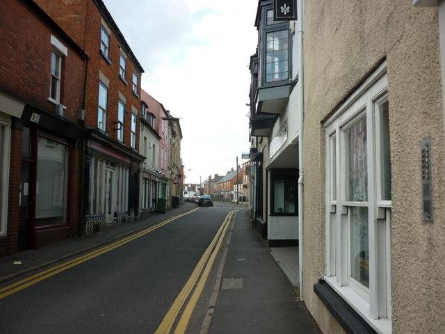 West Gate, Sleaford