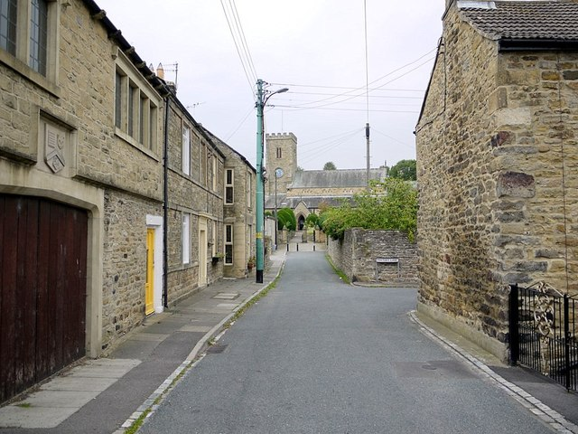 Church Lane, Wolsingham