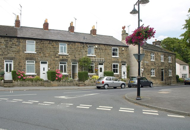 Houses on The Cross, Barwick in Elmet