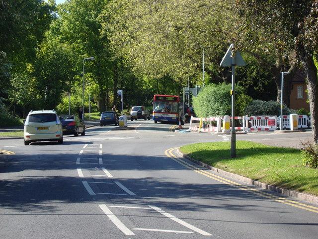 Pritchatts Road