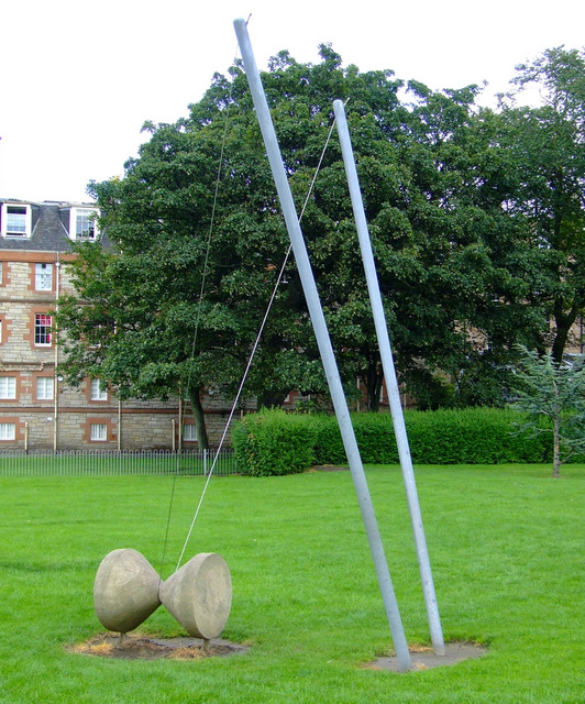 Sculpture in The Meadows