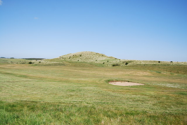 Dunstanburgh Castle Golf Course