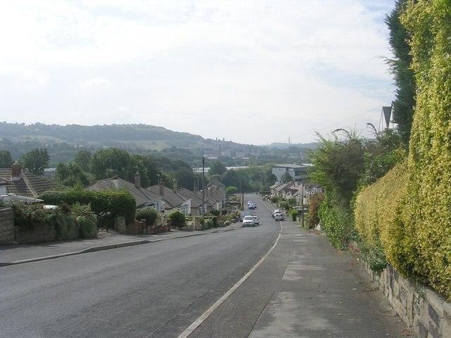 Midland Road - Hinchliffe Avenue