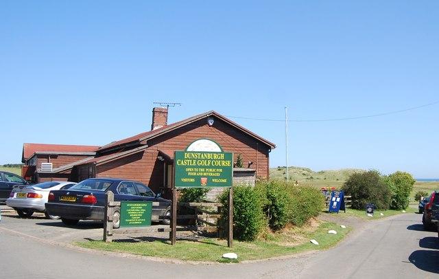 Clubhouse, Dunstanburgh Castle Golf Club