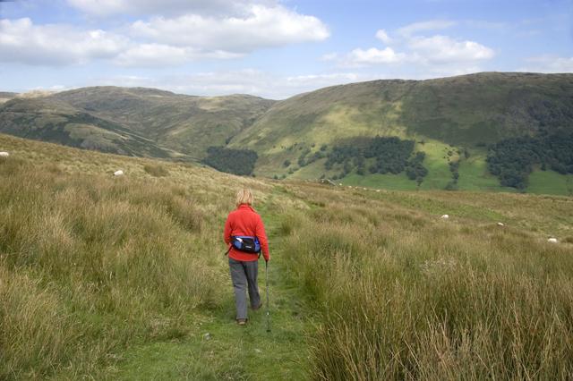 Bridleway to Long Sleddale