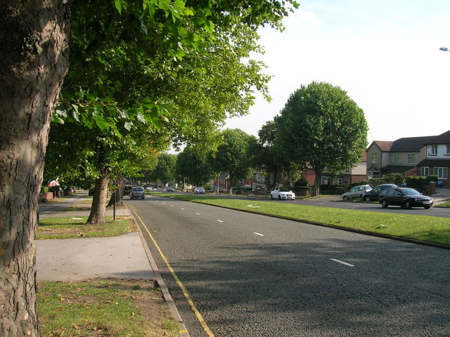 Prince of Wales Road (A6102)