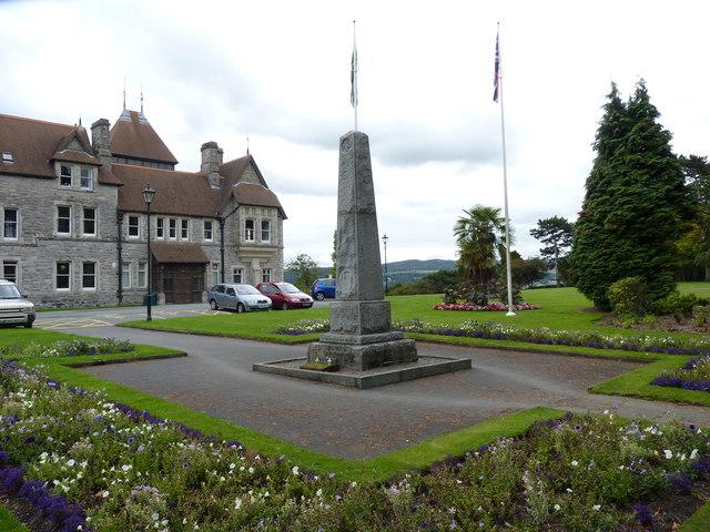 War Memorial, Conwy