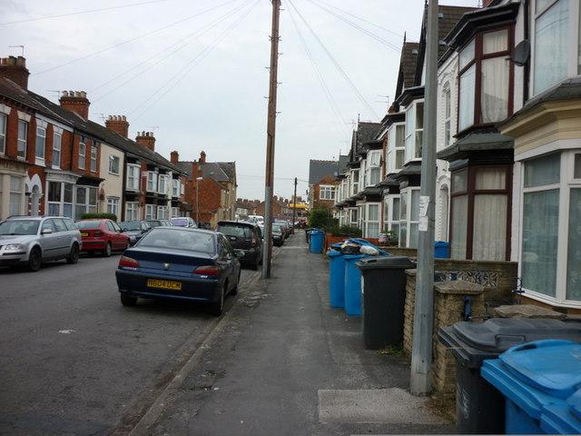 May Street off Beverley Road, Hull