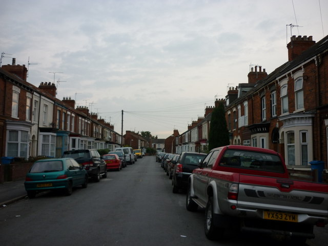 Suffolk Street off Beverley Road