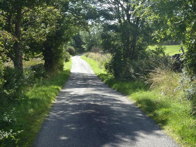 """The """"Hidden Road"""""""