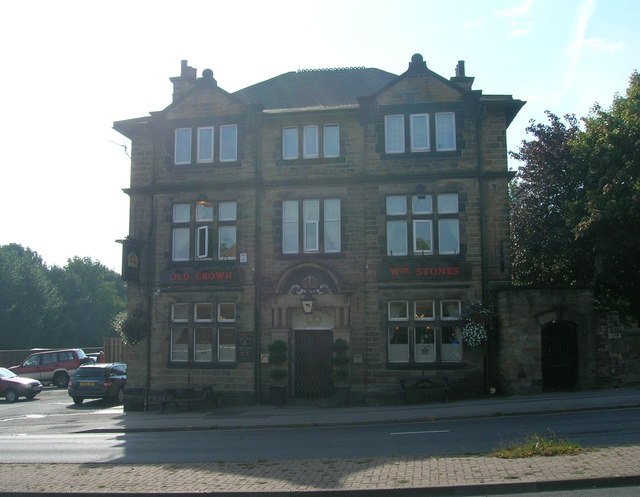 The Old Crown, Handsworth Road