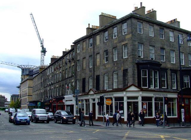 Morrison Street
