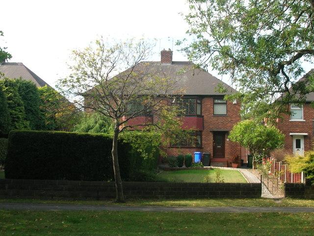 Houses on Retford Road