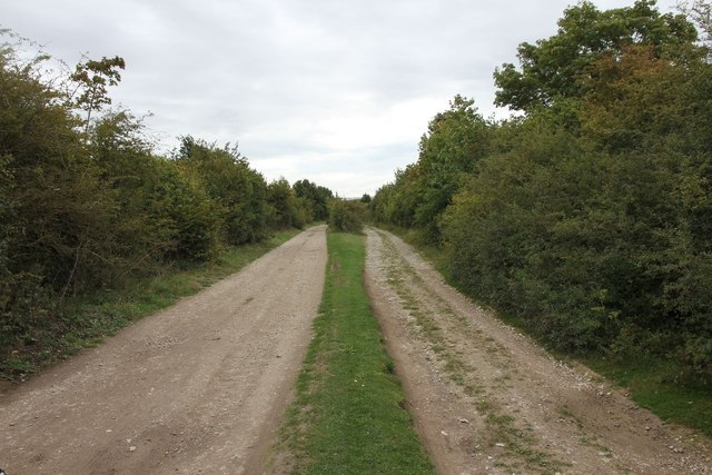 Two track byway