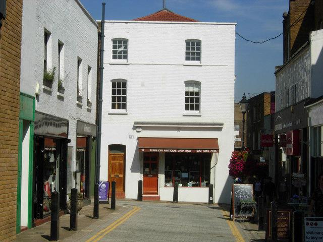 Islington High Street