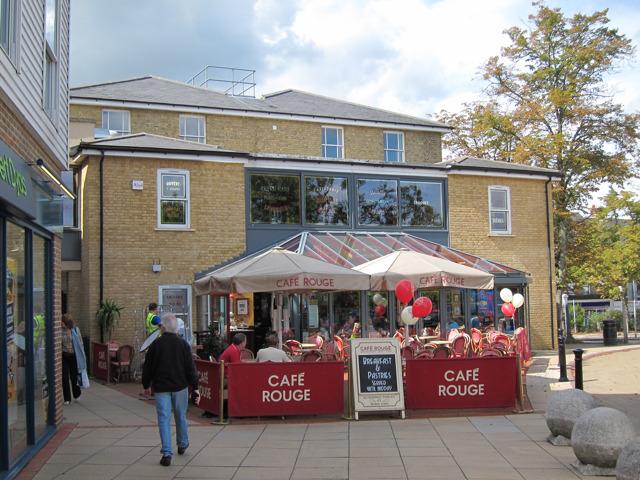 Café Rouge, Sevenoaks