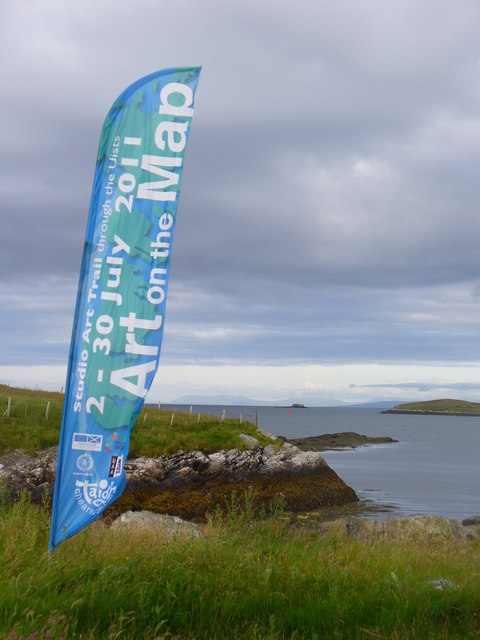 Art on the Map, Lochmaddy