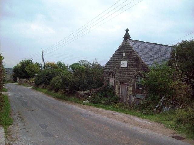 Former Chapel in Alton