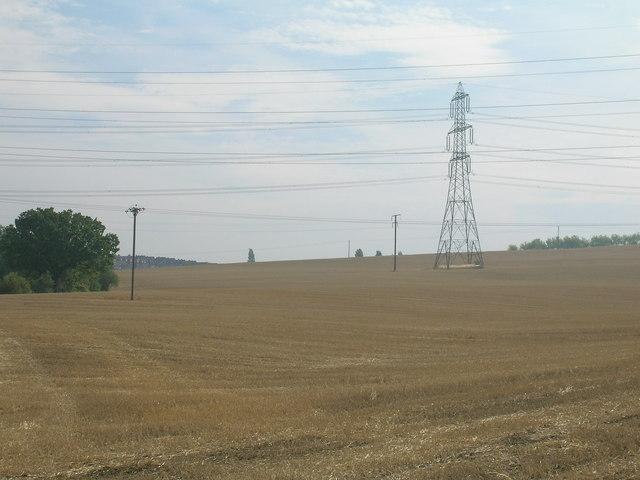 Farmland off Sheffield Road