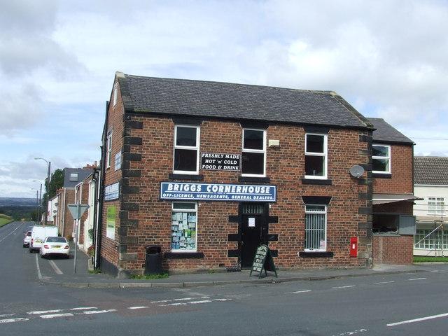 Local shop, West Rainton