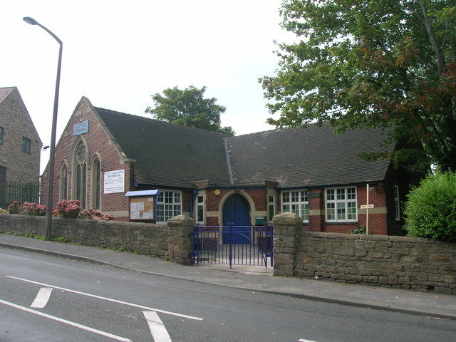 Baptist Church, Treeton