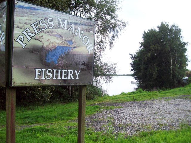 Upper Press Reservoir and Fishery
