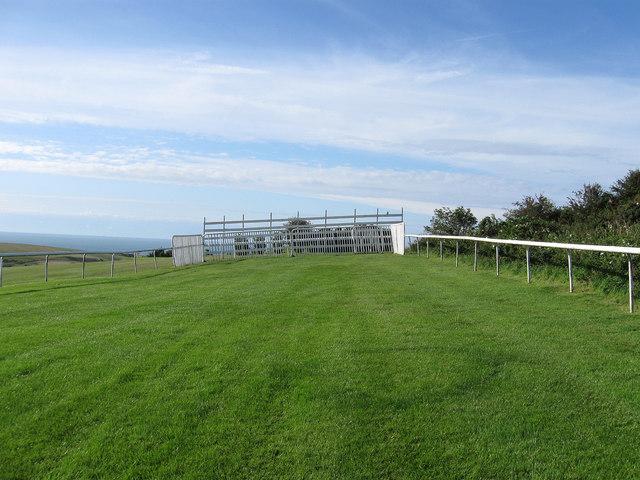 Starting Area, Brighton Racecourse