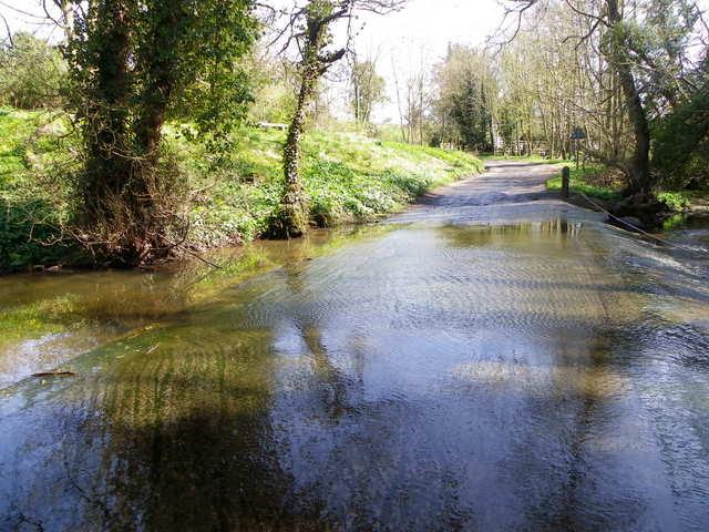 Ford near Ulgham